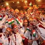 WRRC Lányformációs Világbajnokság Prága 2013
