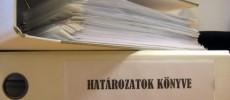 2013. november 12. [290-301 elnökségi határozatok]