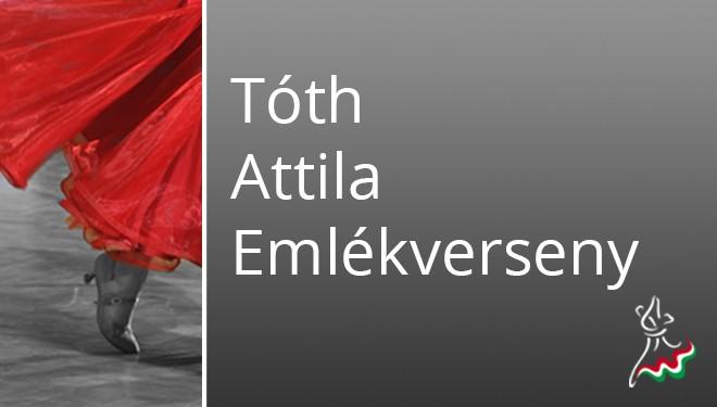 Tóth Attila Emlékverseny EREDMÉNYEK