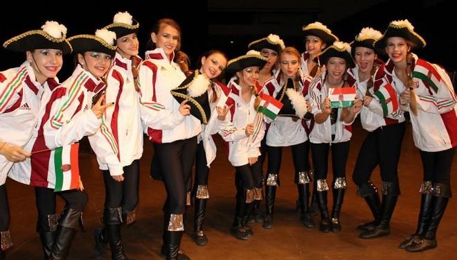 Világbajnok lett a Party Girls junior lányformáció!