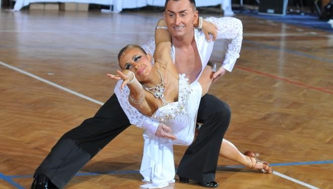 5. hely a Senior II Latin világbajnokságon