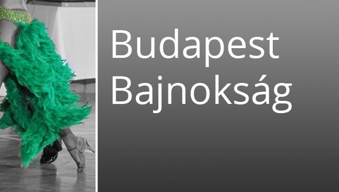 Budapest Bajnokság EREDMÉNYEK