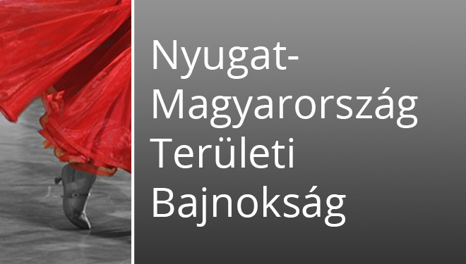 Nyugat-Magyarország Területi Bajnokság EREDMÉNYEK