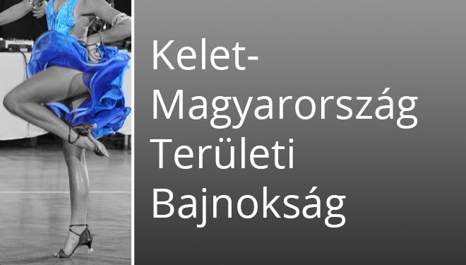 Kelet-Magyarország Területi Bajnokság EREDMÉNYEK