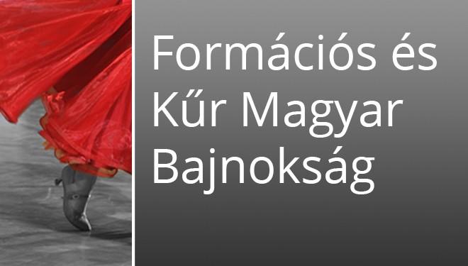 Formációs és Kűr Magyar bajnokság