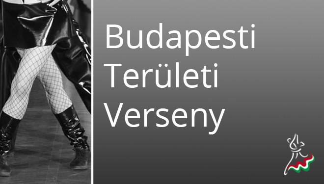 Budapesti Területi Verseny EREDMÉNYEK