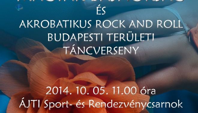 Akrobatikus Rock and Roll Regionális Táncverseny EREDMÉNYEK