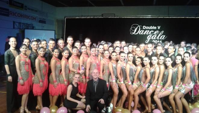 Latin táncok Formációs Európa-bajnoksága