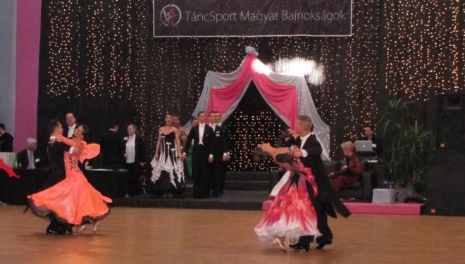 TáncSport Magyar Bajnokságok 2014