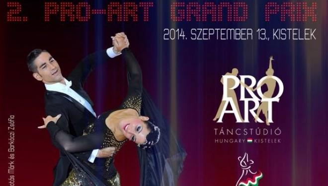 II. Pro-Art Grand Prix U21 Standard MB EREDMÉNYEK