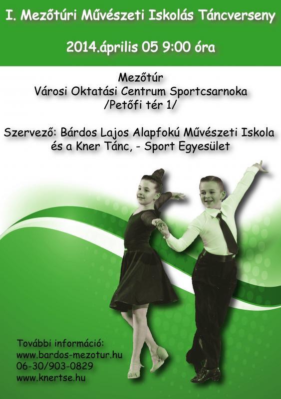 versenyplakát