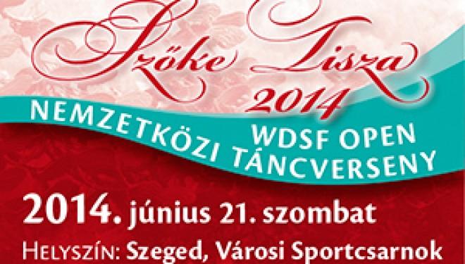 SZŐKE TISZA 2014 versenyeredmények