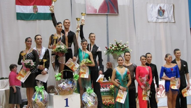 Hajdú Kupa: a Hegyes, Kis kettős nyerte a tíztánc ranglistát