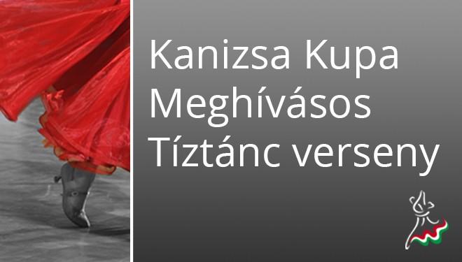 Kanizsa Kupa Meghívásos Tíztáncverseny