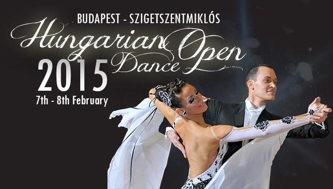 WDSF Hungarian Dance Open 2015
