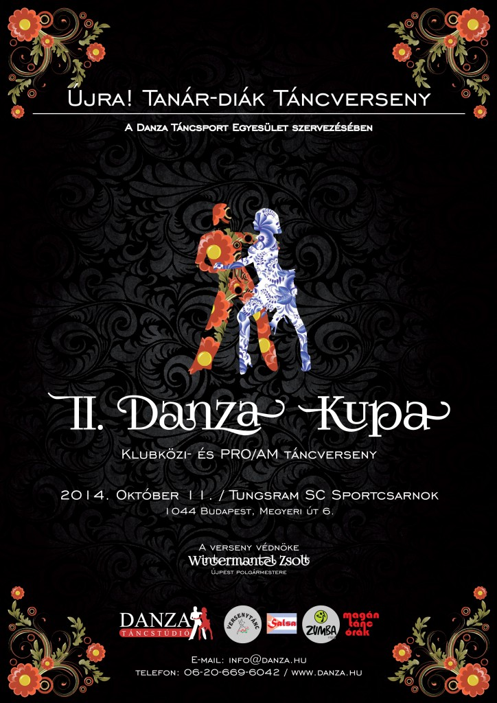 II_danza_kupa_plakat_a4