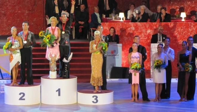 Latin táncok világbajnoksága