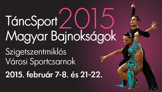 TáncSport Magyar Bajnokságok 2015