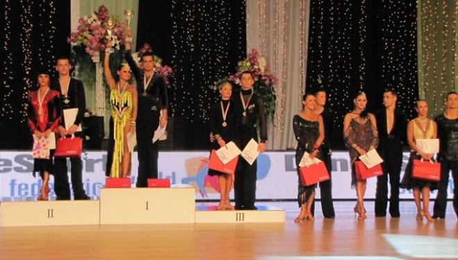 Hungarian Dance Open 2015: öt magyar aranyérem