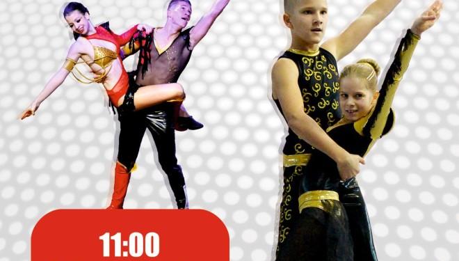 Akrobatikus rock and roll országos táncverseny