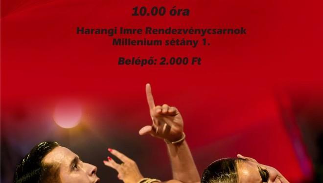 C Osztályos Országos Bajnokság, U21 Standard és Latin Magyar Bajnokság és Klubközi Táncverseny
