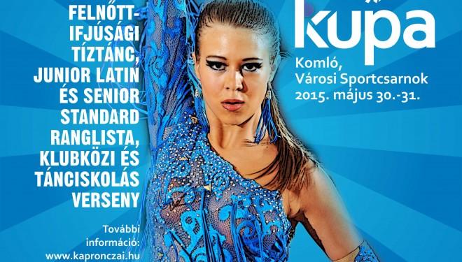 Szigo Kupa- Felnőtt-Ifjúsági Tíztánc, Junior Latin és Senior Standard Ranglista- és Klubközi Verseny