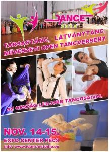 plakat idancefesztival 2015