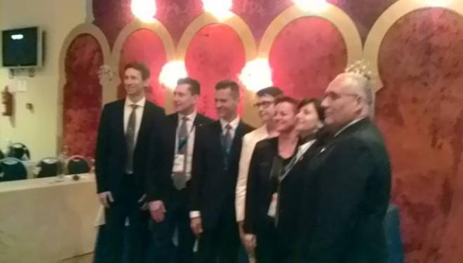 Magyar tagja van az Európai Szövetség elnökségének