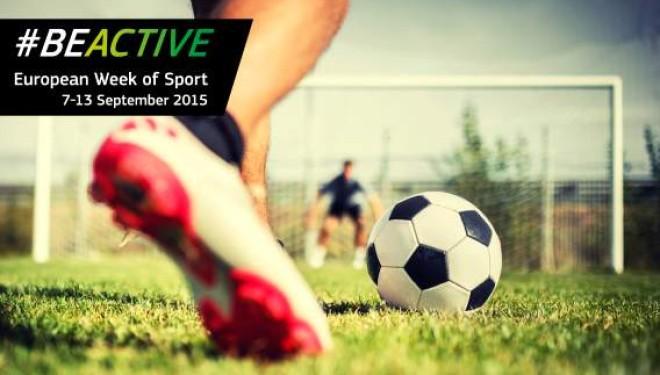 Európai Sporthét – szabadidősport regisztráció