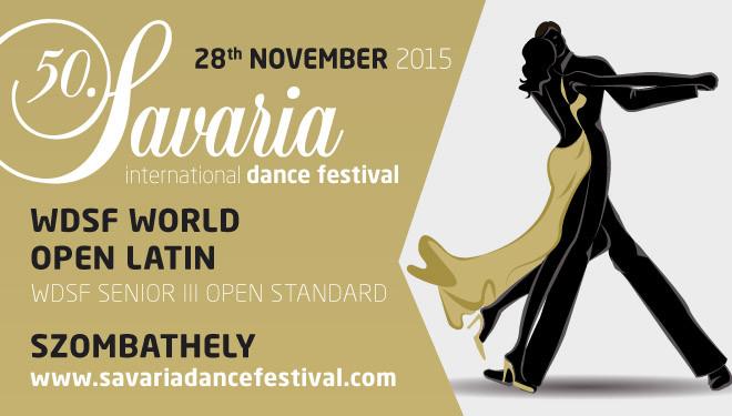 Savaria Nemzetközi Táncverseny