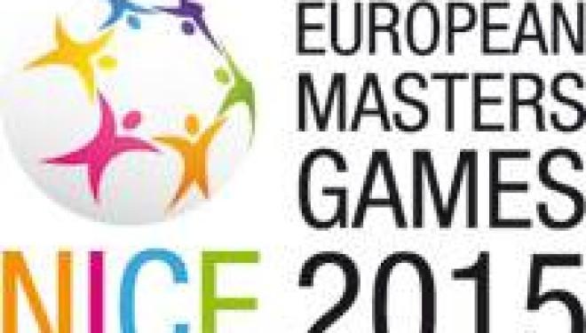 Érem a Senior Európa Játékon