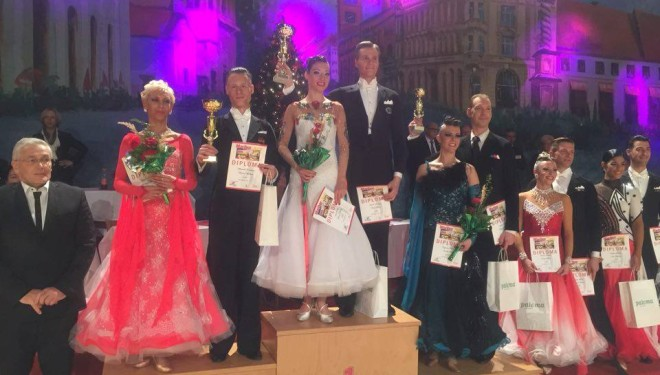 WDSF Openek: győzelem Mariborban