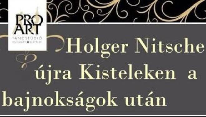 Holger Nitsche Kisteleken