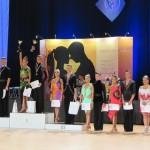 Junior II. Latin magyar bajnokság