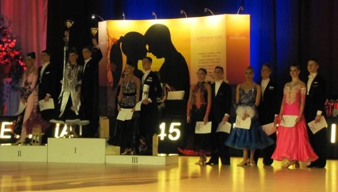 TáncSport MB 2016: az 1. nap bajnokai