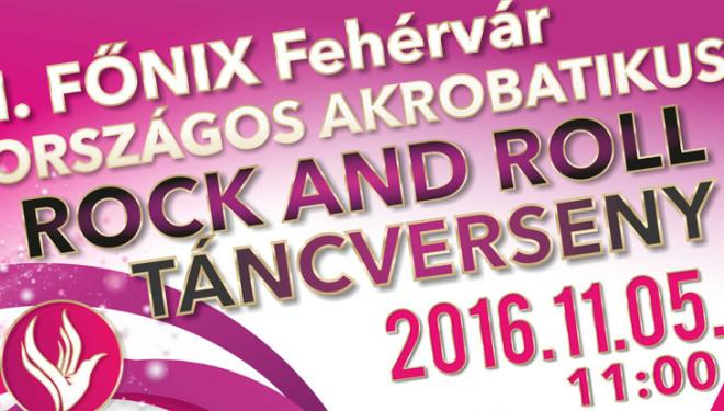Országos Akrobatikus Rock and Roll Táncverseny