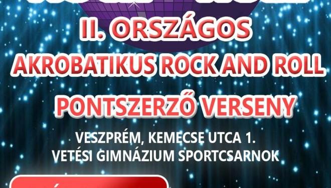 Országos Akrobatikus Rock and Roll Pontszerző Táncverseny