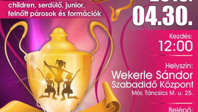 Nyugat-Magyarország Területi Akrobatikus Rock and Roll Táncverseny