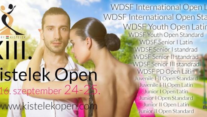 XIII. Kistelek Open