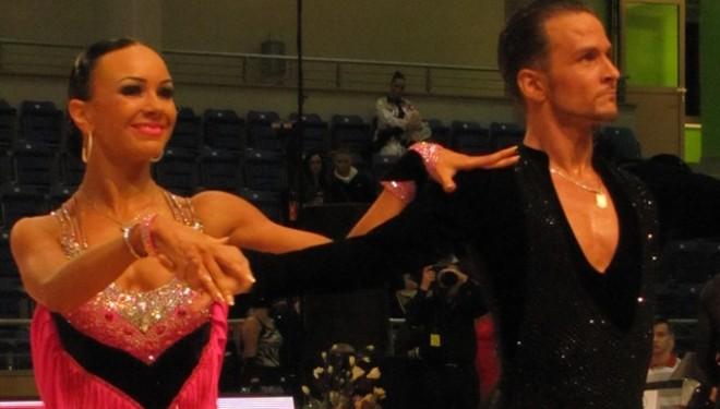11. hely a Profi Latin világbajnokságon