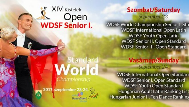 WDSF Senior I Standard Világbajnokság