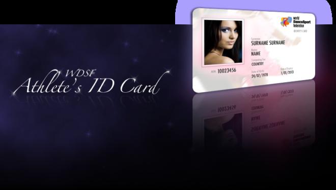 WDSF azonosító kártyák érvényességének újítása