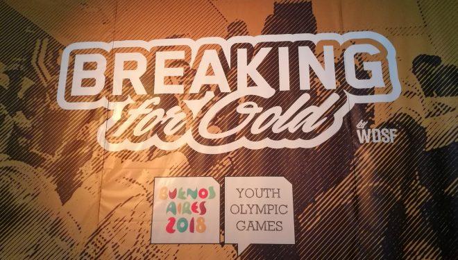BREAK – Ifjúsági Olimpiai válogató – Essen