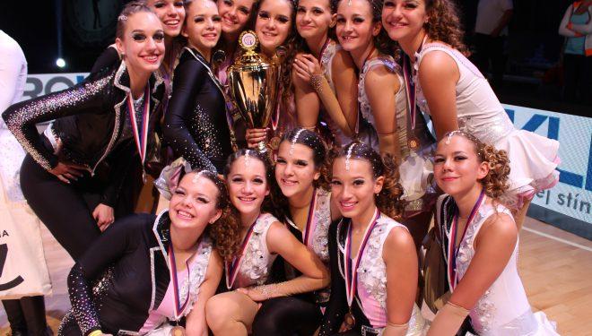Európa-bajnoki 4. helyezett a Party Girls!