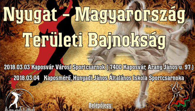 Szabadidősport Nyugat-Magyarországi Területi Bajnokság