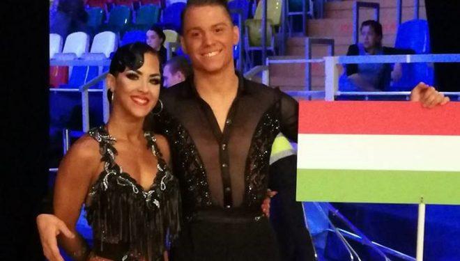 Latin Európa-kupa: 11. helyen a Zerjav, Karcagi páros