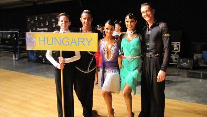 5. és 21. hely a Latin Európa-bajnokságon