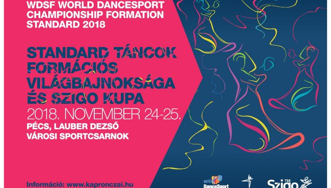 WDSF World Dancesport Championship Formation Standard