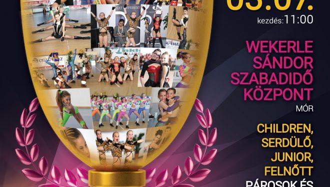 X. FŐNIX Kupa Nyugat-Magyarországi Akrobatikus Rock and Roll Táncverseny