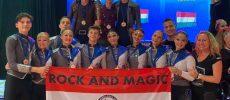 Ismét világbajnok a Home Alone junior páros formáció – Krakkói beszámoló